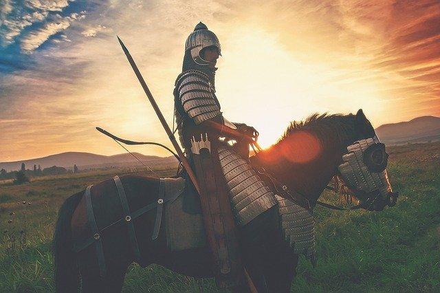 Ridder på hest